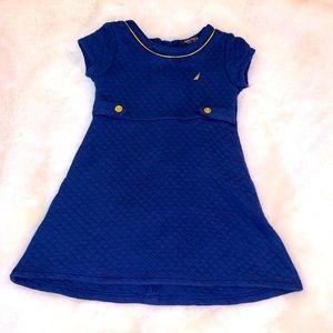 Nautica Blue Toddler dress